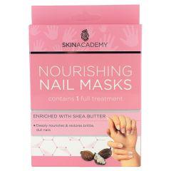Skin Academy Nourishing Nail Mask With Shea Butter (2x5pcs)