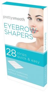Pretty Smooth Eyebrow Shapers (28strips)