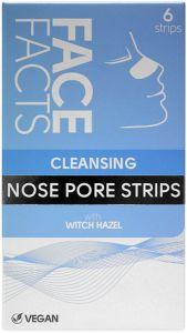 Face Facts Cleansing Nose Pore Stripes (6pcs)