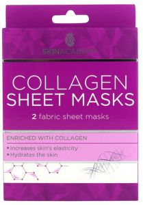 Skin Academy Gel Eye Patches Q10 With Collagen (2pcs)