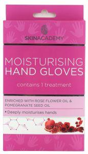 Skin Academy Moisturising Hand Gloves (1pair)