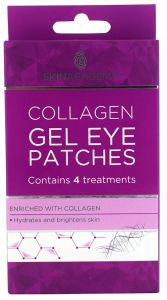 Skin Academy Gel Eye Patches Q10 With Collagen (4pairs)