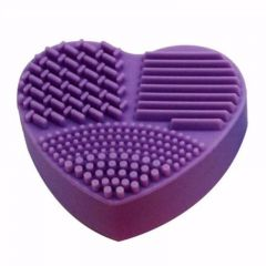 BareFacedChic Make-up Brush Cleaning Pad Lilac