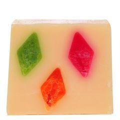 Bomb Cosmetics Soap Sliced Fruit Diamond (100g)