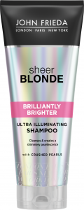 John Frieda Sheer Blonde Brilliantly Brighter Ultra Illuminating Shampoo (250mL)