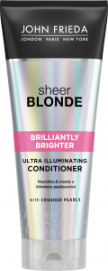 John Frieda Sheer Blonde Brilliantly Brighter Ultra Illuminating Conditioner (250mL)