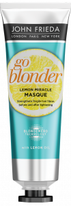 John Frieda Sheer Blonde Go Blonder Lemon Miracle Masque (100mL)