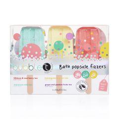 Bubble T Bath Fizzer Lollipops (3x80g)