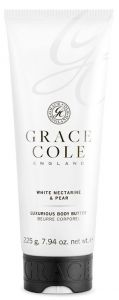 Grace Cole Body Butter White Nectarine & Pear (225g)
