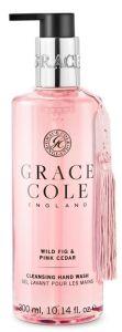 Grace Cole Hand Wash Gel Wild Fig & Pink Cedar  (300mL)