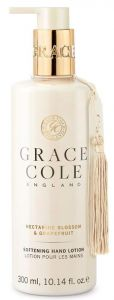 Grace Cole Hand Lotion Nectarine Blossom & Grapefruit  (300mL)