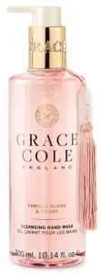 Grace Cole Hand Wash Gel Vanilla Blush & Peony (300mL)