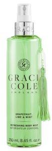 Grace Cole Body Spray Grapefruit, Lime & Mint (250mL)