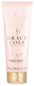 Grace Cole Body Butter Vanilla Blush & Peony (225g)