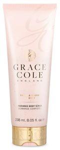 Grace Cole Body Scrub Vanilla Blush & Peony (238mL)