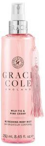 Grace Cole Body Spray Wild Fig & Pink Cedar (250mL)