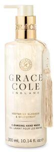Grace Cole Hand Wash Gel Nectarine Blossom & Grapefruit  (300mL)