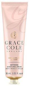 Grace Cole Hand Cream Vanilla Blush & Peony (30mL)