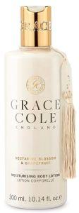 Grace Cole Body Lotion Nectarine Blossom & Grapefruit  (300mL)