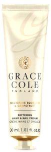 Grace Cole Hand Cream Nectarine Blossom & Grapefruit (30mL)