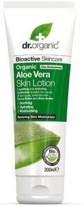 Dr. Organic Aloe Vera Lotion (200mL)