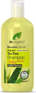 Dr. Organic Tea Tree Shampoo (265mL)
