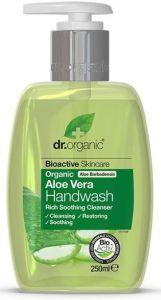 Dr. Organic Aloe Vera Hand Wash (250mL)