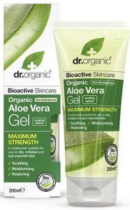 Dr. Organic Aloe Vera Gel (200mL)