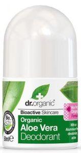 Dr. Organic Aloe Vera Deodorant (50mL)