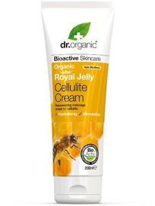 Dr. Organic Royal Jelly Cellulite Cream (200mL)