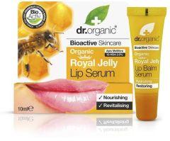 Dr. Organic Royal Jelly Lip Serum (10mL)