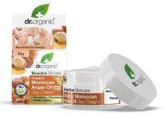 Dr. Organic Argan Day Cream (50mL)