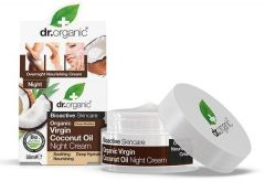 Dr. Organic Coconut Night Cream (50mL)