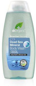 Dr. Organic Dead Sea Body Wash (250mL)