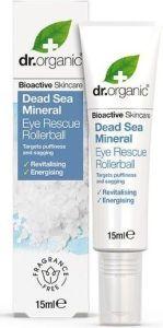 Dr. Organic Dead Sea Eye Serum (15mL)