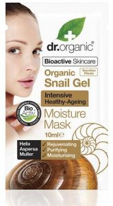 Dr. Organic Snail Anti Ageing Treatment Mask (10mL)