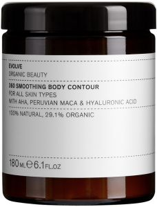 Evolve Organic Beauty 360 Smoothing Body Contour Cream (180mL)