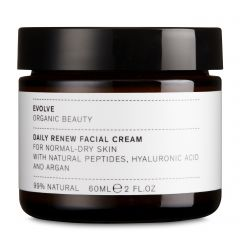 Evolve Organic Beauty Daily Renew Facial Cream (60mL)