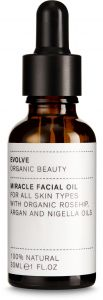 Evolve Organic Beauty Miracle Facial Oil (30mL)