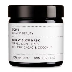 Evolve Organic Beauty Radiant Glow Mask (60mL)