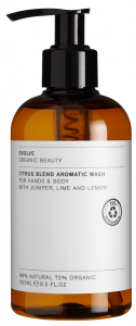 Evolve Organic Beauty Citrus Blend Aromatic Wash (250mL)