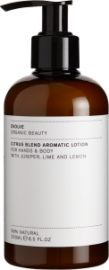 Evolve Organic Beauty Citrus Blend Aromatic Lotion (250mL)