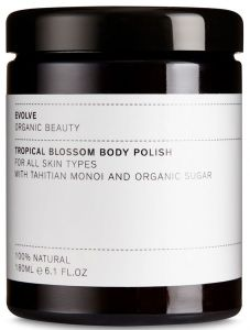 Evolve Organic Beauty Tropical Blossom Body Polish (180mL)