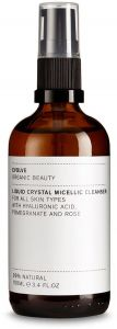 Evolve Organic Beautyliquid Crystal Micellic Cleanser (100mL)