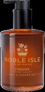 Noble Isle Fireside Bath & Shower Gel (250mL)