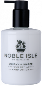 Noble Isle Whisky & Water Hand Lotion (250mL)