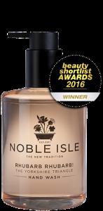Noble Isle Rhubarb Rhubarb Hand Wash (250mL)