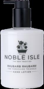 Noble Isle Rhubarb Rhubarb Hand Lotion (250mL)