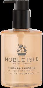 Noble Isle Rhubarb Rhubarb! Bath & Shower Gel (250mL)
