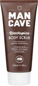ManCave Blackspice Body Scrub (200mL)